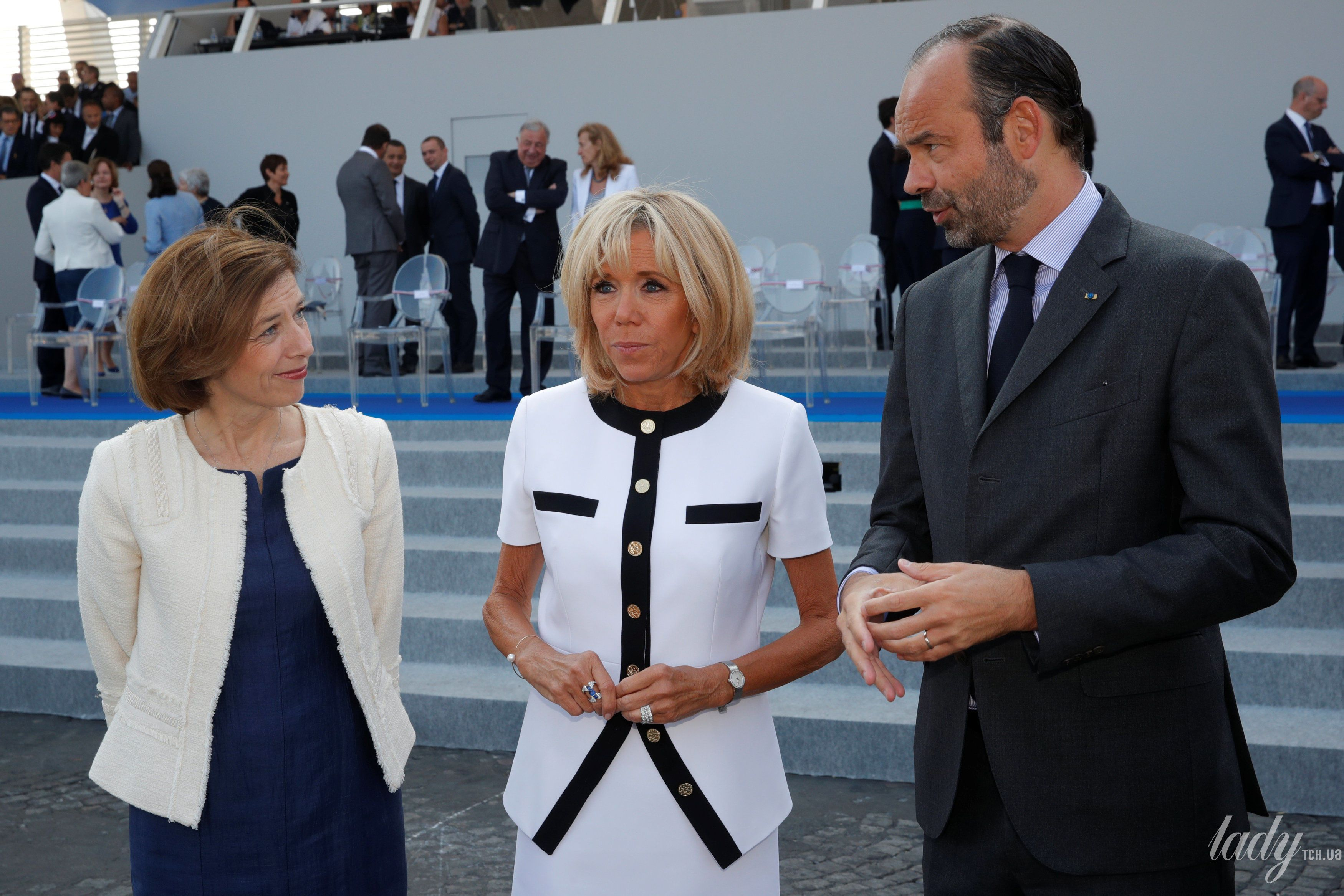 Министр обороны Франции Флоранс Парли_1