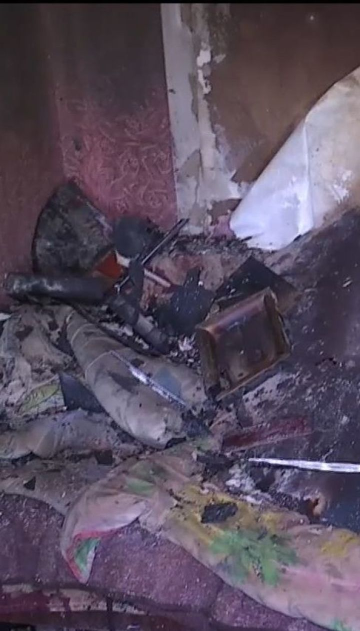 Самі вдома: на Київщині під час пожежі загинув трирічний хлопчик