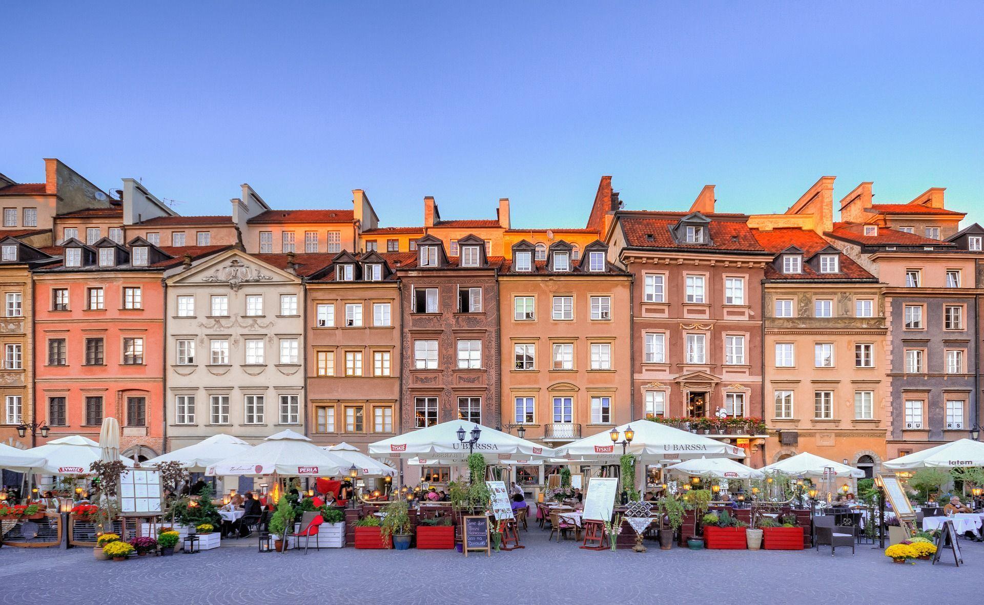 Варшава, Польща, будинок, квартира