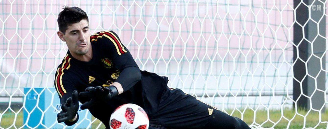 """""""Реал"""" официально объявил о трансфере голкипера """"Челси"""" Куртуа"""