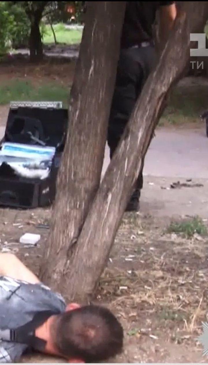 В Одесі чоловік з гранатою планував напасти на екс-дружину