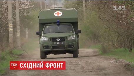 Один загиблий і троє поранених: в зоні ООС бойовики понад сорок разів відкривали вогонь