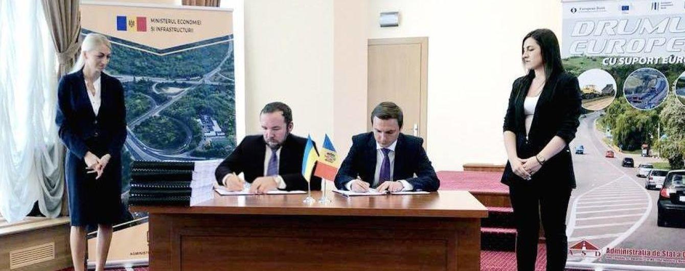 Украинские компании начинают строить дороги в европейских странах