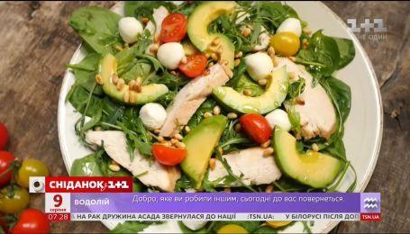 ТОП-5 советов для вкусных и полезных салатов