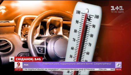 Как уберечь свой автомобиль от безжалостной жары