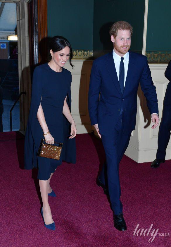 Герцогиня Сассекская и принц Гарри_2