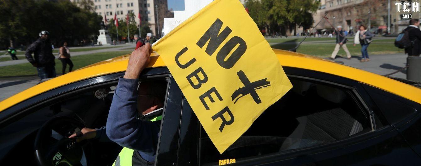 В Нью-Йорке ограничили работу Uber и других такси-сервисов