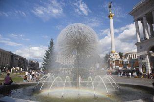 Поток иностранных туристов в Киев рекордно вырос