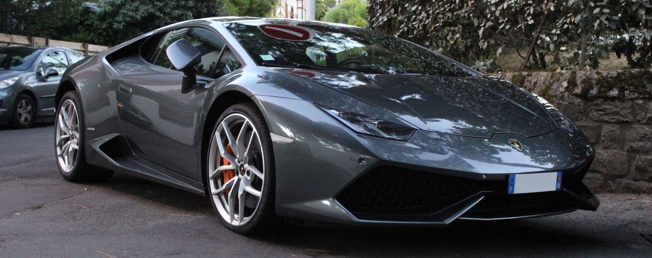 За махинацию с Lamborghini украинец поплатился лишь пошлиной в миллион гривен