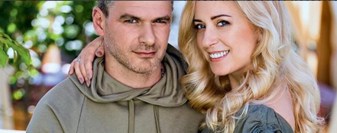 Арсен Мірзоян і Тоня Матвієнко знялися у сімейній фотосесії і вперше показали доньку