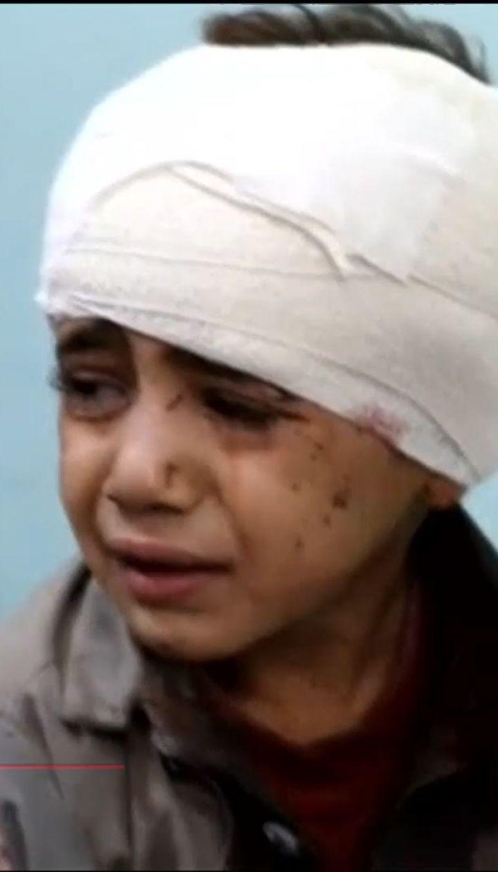 Автобус з дітьми потрапив під авіаудар у Ємені, щонайменше 43 загиблих
