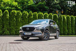 Mazda CX-5: дизельный акцент