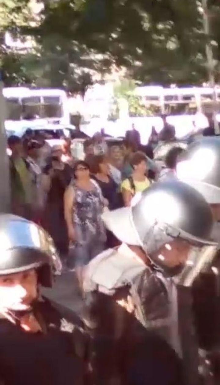 """Экс-бойцы батальона """"Торнадо"""" устроили бунт в СИЗО"""