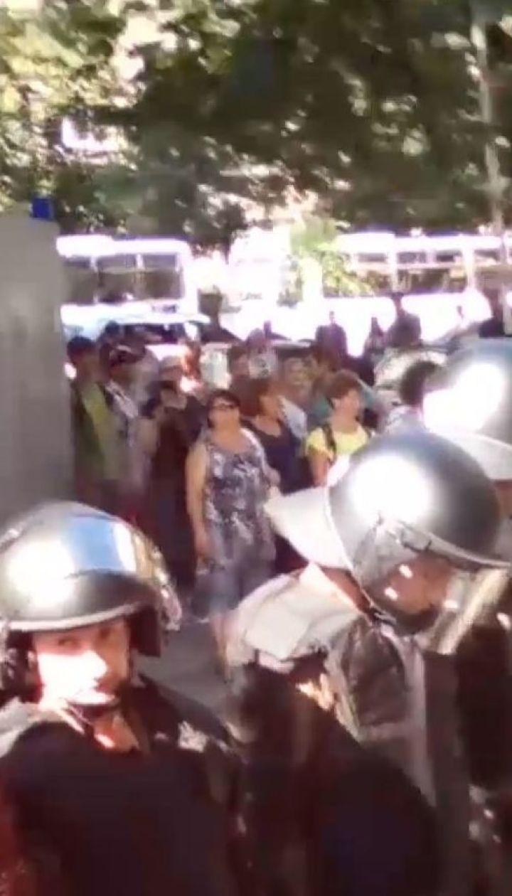 """Екс-бійців батальйону """"Торнадо"""" зчинили бунт у Лук'янівському СІЗО"""