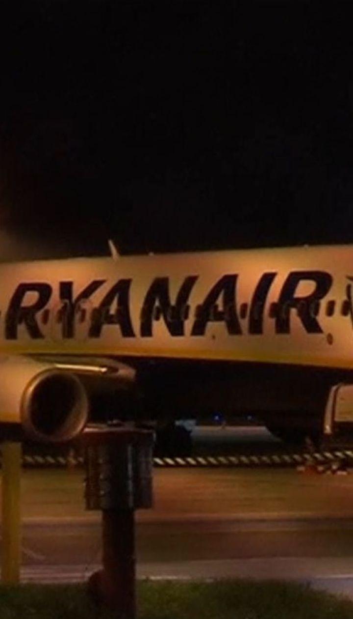 Пілоти Ryanair оголосили масові страйки у Німеччині, Бельгії, Ірландії та Швеції