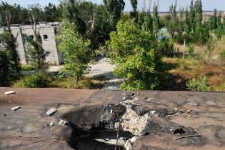 Без втрат: у штабі ООС розповіли про дев'ять безуспішних атак бойовиків