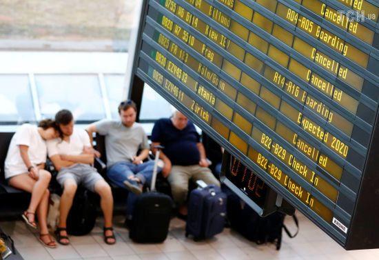 Пілоти Ryanair оголосили масштабний страйк. Лоукостер скасував майже 20% усіх рейсів