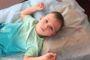 3-летний Тимофей нуждается в вашей помощи