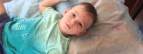 3-річний Тимофій потребує вашої допомоги