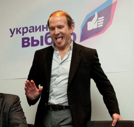 Медведчук зізнався, що його бізнес у Росії записаний на дружину через американські санкції