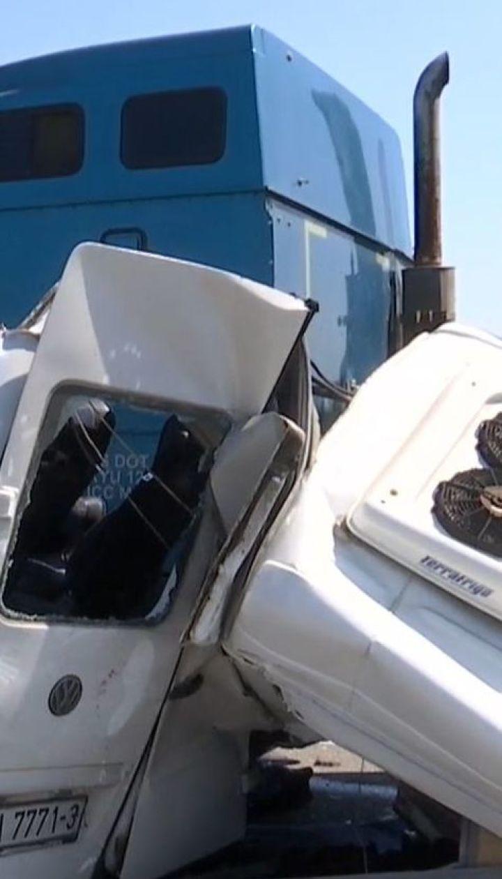Страшная статистика: за двадцать дней в Украине произошло три смертельных ДТП с участием маршруток