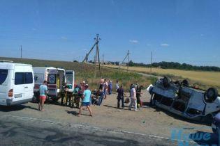 ДТП с погибшими детьми на Запорожье: полиция задержала водителя грузовика, который протаранил маршрутку