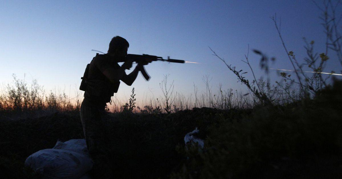В течение суток боевики дважды нарушили режим прекращения огня — ООС