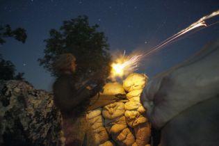 """Бойовики влаштували """"пекло"""" біля хутору Вільний, застосувавши зенітку та ракети проти ЗСУ"""