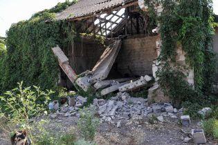 Суббота на Донбассе прошла без потерь для украинской армии