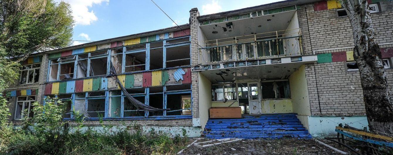 Литва виділить близько мільйона євро для відновлення Донбасу після війни