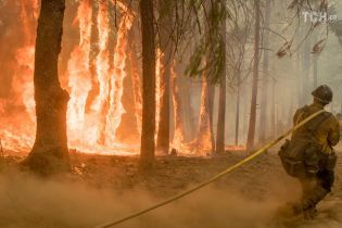 Крупнейший пожар в истории Калифорнии: из Лос-Анджелеса эвакуируют 20 тысяч человек
