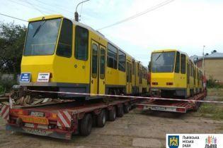 Немецкие трамваи во Львове. Прокуратура открыла производство из-за халатности чиновников