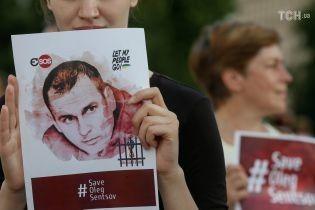 """""""Безкінечний ланцюг голодувальників"""": відомі французи відмовляться від їжі на підтримку Сенцова"""