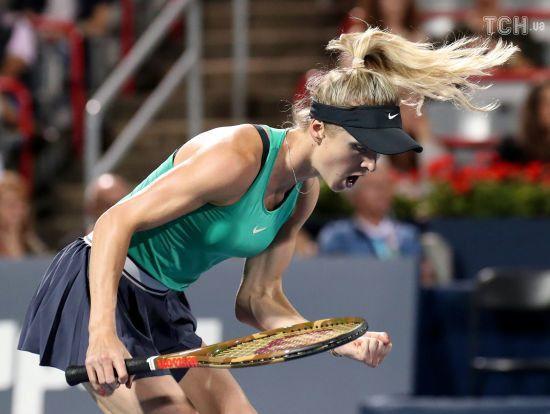 Світоліна взяла реванш у бельгійки та вийшла до півфіналу турніру в Монреалі