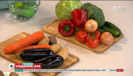 Варені чи сирі: Гліб Репіч розказав, у якому вигляді краще вживати різні овочі