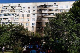 У Харкові стався вибух у житловому будинку під час перевірки газовою службою