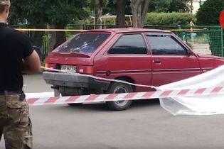 """В Госгеокадастре сообщили об угоне авто, на котором бежали убийцы """"Сармата"""""""