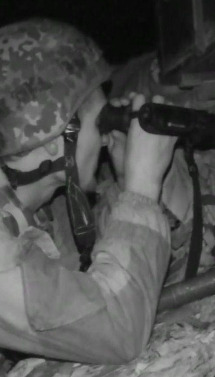 На Донбассе боевики усиливают обстрелы позиций украинских защитников