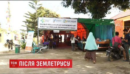 Землетрус в Індонезії: кількість загиблих збільшилася до 387