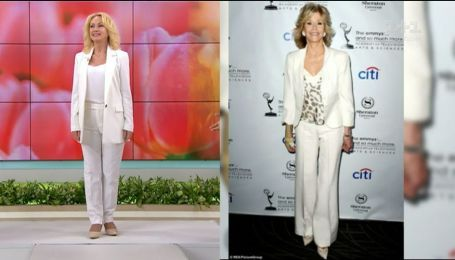 Модные образы в стиле Джейн Фонды - Правила моды