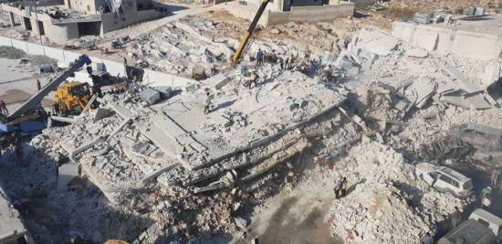 У контрольованому повстанцями місті у Сирії пролунав потужний вибух: близько 40 загиблих