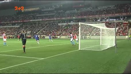 Славия - Динамо - 1:1. Как киевляне упустили победу на старте Лиги Чемпионов в Праге