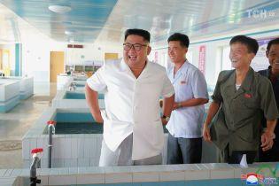 Ким Чен Ын написал Трампу письмо с предложением встретится