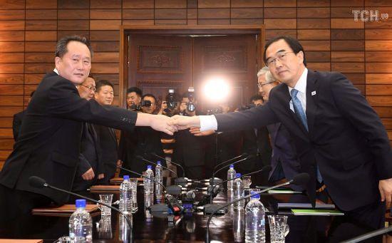 КНДР та Південна Корея домовились про черговий саміт на найвищому рівні у Пхеньяні