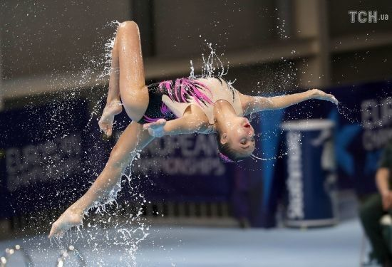26 медалей. Украина заняла восьмое место на объединенном Чемпионате Европы