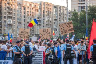 Протести в Румунії: тисячі людей третій день вимагають відставки уряду