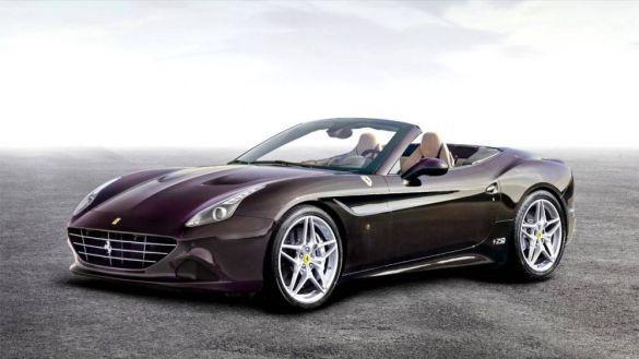 Ferrari California The McQueen