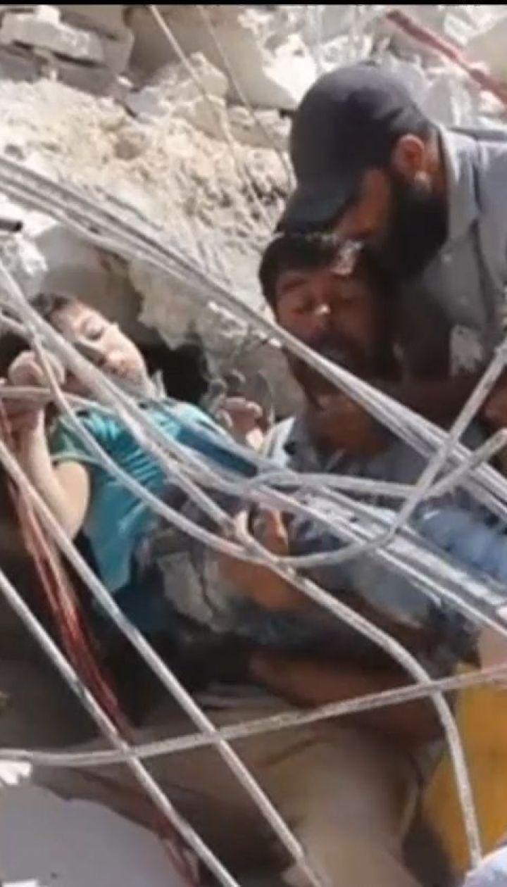 В Сирии взорвался склад с боеприпасами, десятки человек погибли