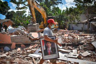 До 555 зросла кількість загиблих від землетрусу в Індонезії