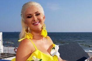 Екатерине Бужинской преподнесли на день рождения неожиданный подарок